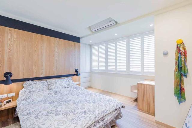 60平米老房裝修,小戶型的蛻變11203517