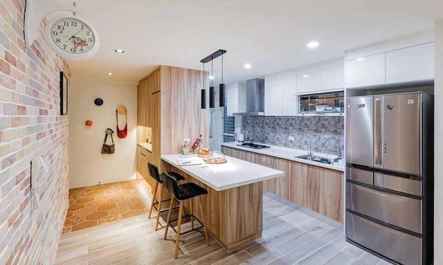 60平米老房裝修,小戶型的蛻變11203516