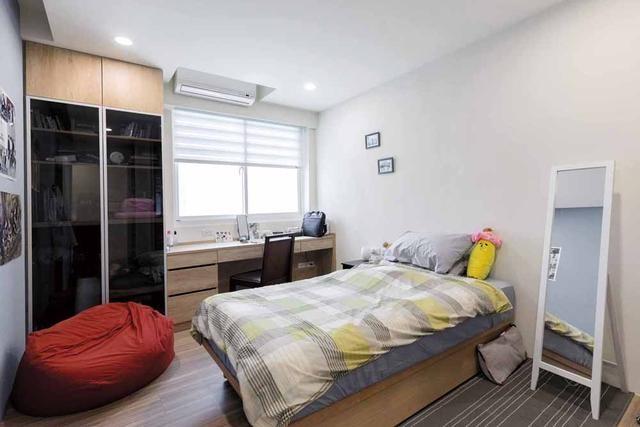 60平米老房裝修,小戶型的蛻變11203522