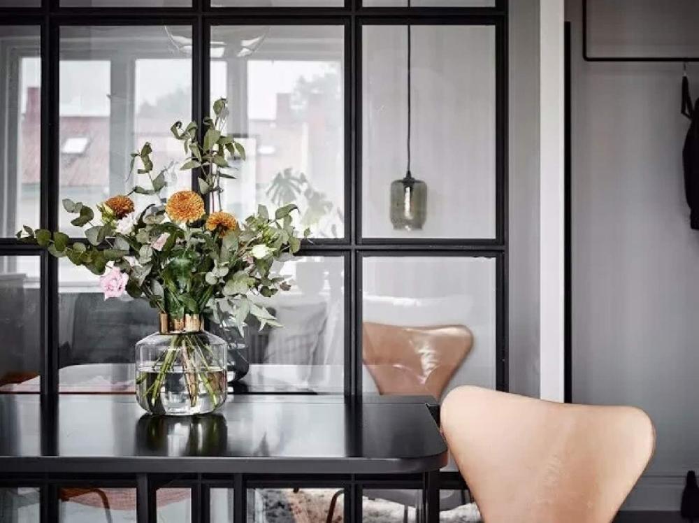 北歐風格一居室,小戶型純凈放松的家11230451