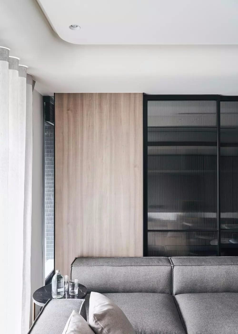 電視墻太有個性,臥室設計更是一絕!11226916