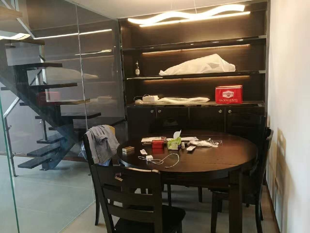 56m2現代簡約loft單身公寓11381125
