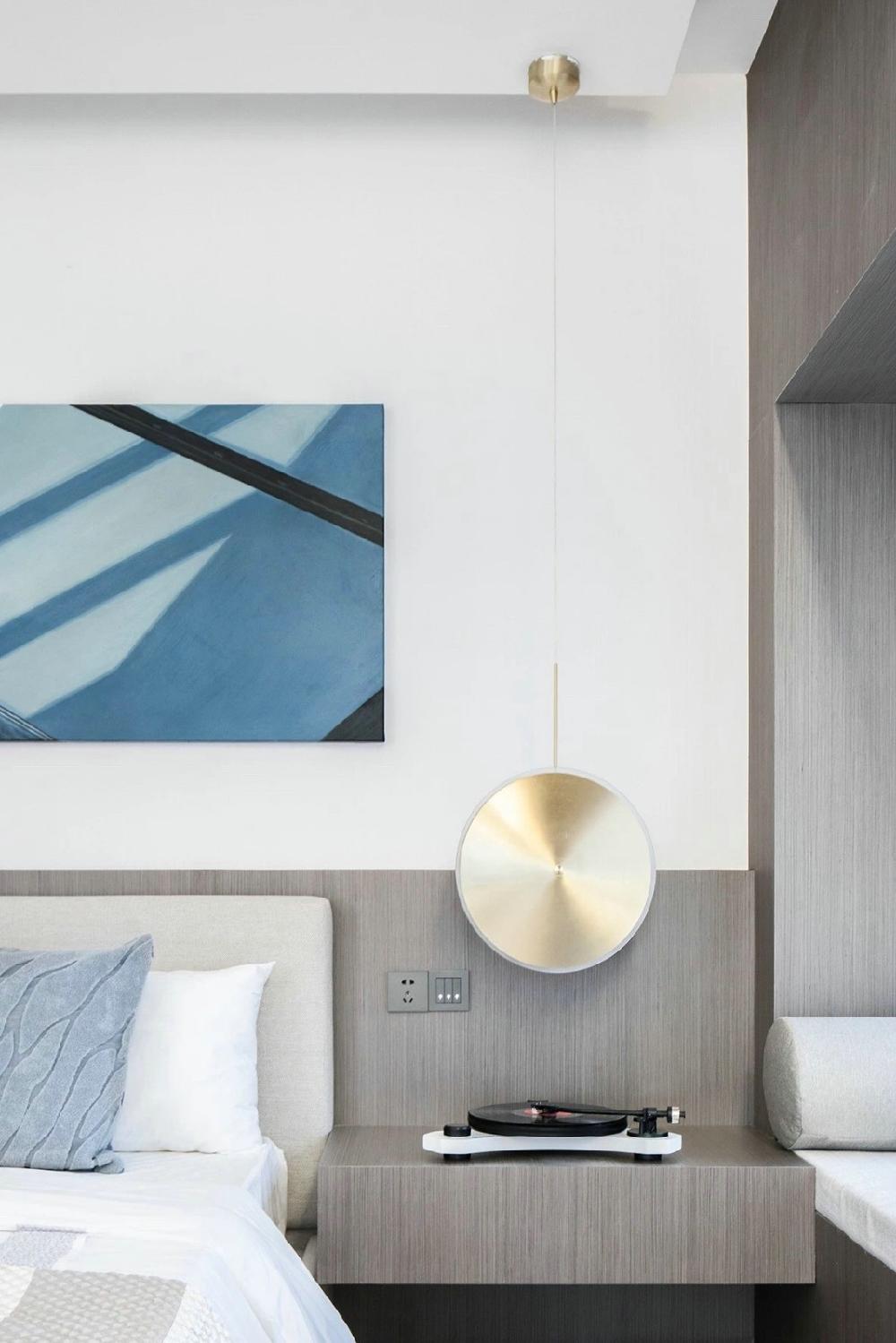 60㎡小公寓戶型現代設計11387131