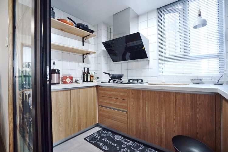 50㎡简约公寓,夫妻的暖暖的家~11450060
