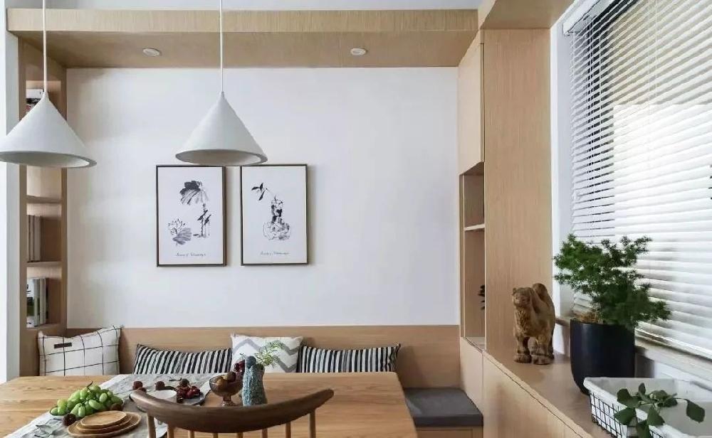 原木三室,组合玄关柜,投影电视墙11459333