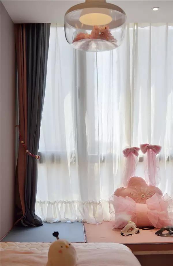 50平方现代风格,长条形的单身公寓11478589