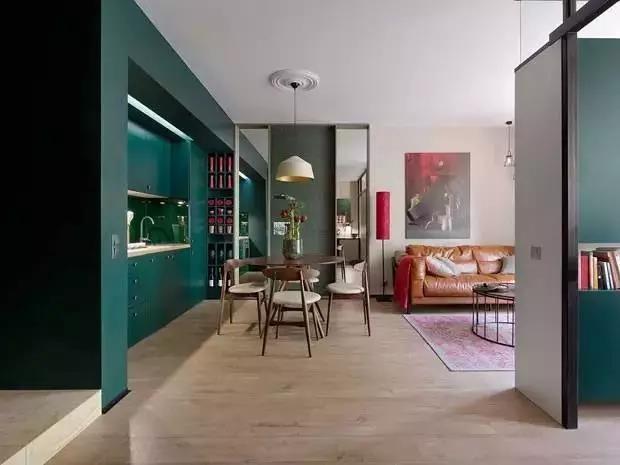 45平方单身公寓,小巧蜗居也出彩!11475808