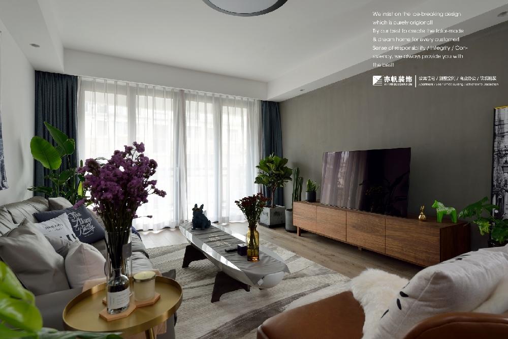 現代簡約|讓植物的清香浸潤房間的每個角落11531886