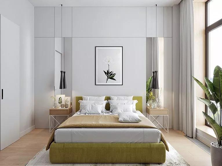 52㎡一居室,超棒的小户型单身公寓11582718