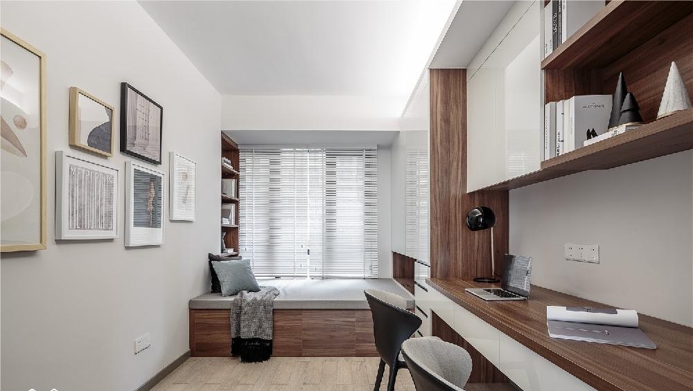 160平方現代簡約風格設計都市風情11591251