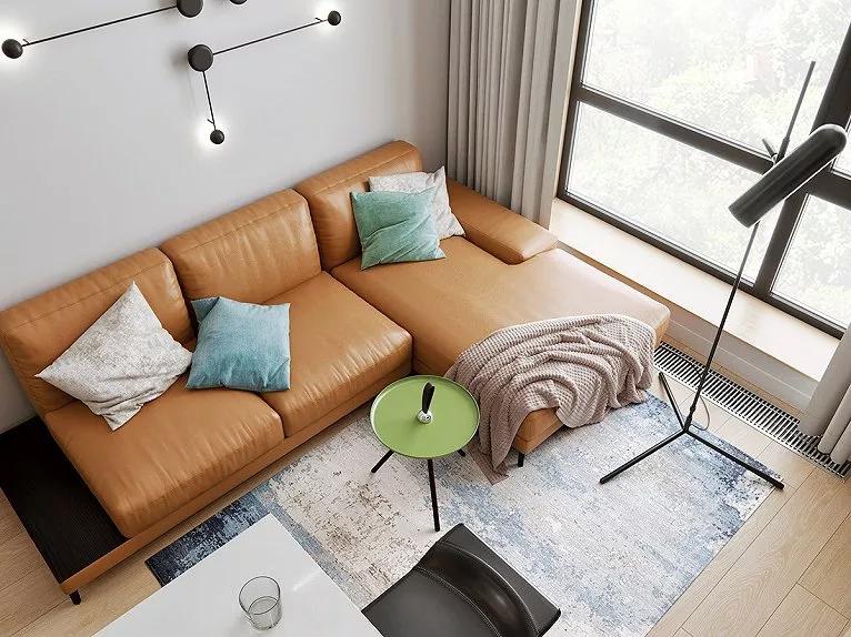 52㎡一居室,超棒的小户型单身公寓11582713