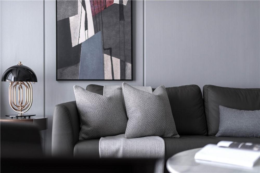 170平米现代简约风格四居室案例图11626626
