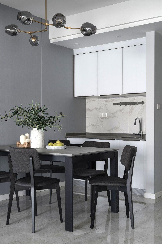 170平米现代简约风格四居室案例图11626638