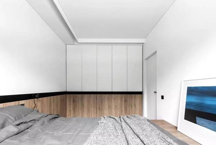 一室一廳戶型設計,空間與實際雙重設計11648903