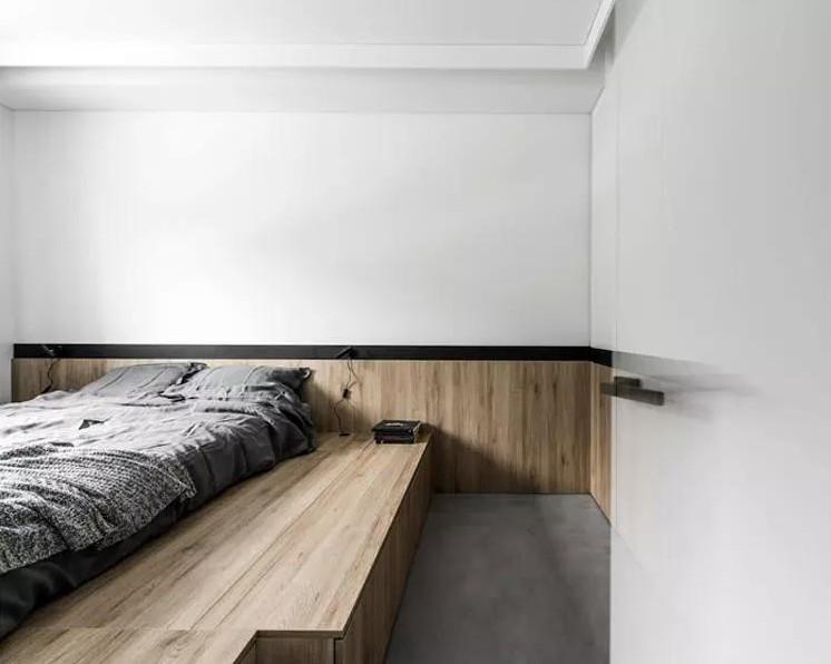 一室一廳戶型設計,空間與實際雙重設計11648902