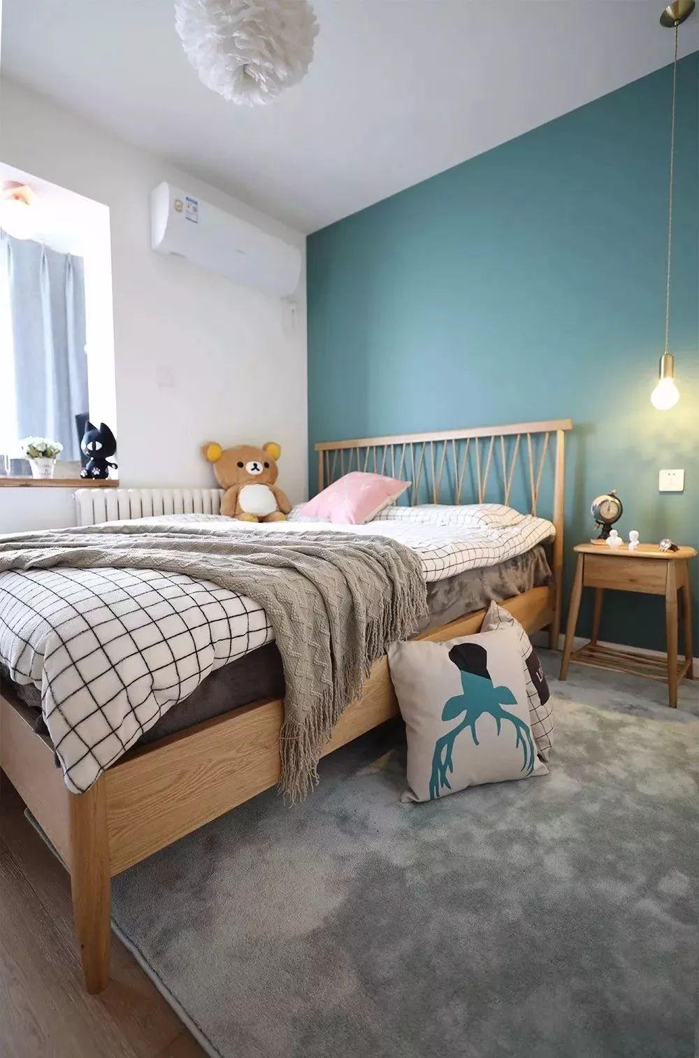 小户型装修,温馨的简欧风婚房11681180