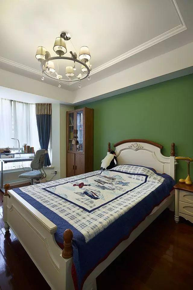 美式装修风格,温馨又舒适,尤其是儿童房!11768502