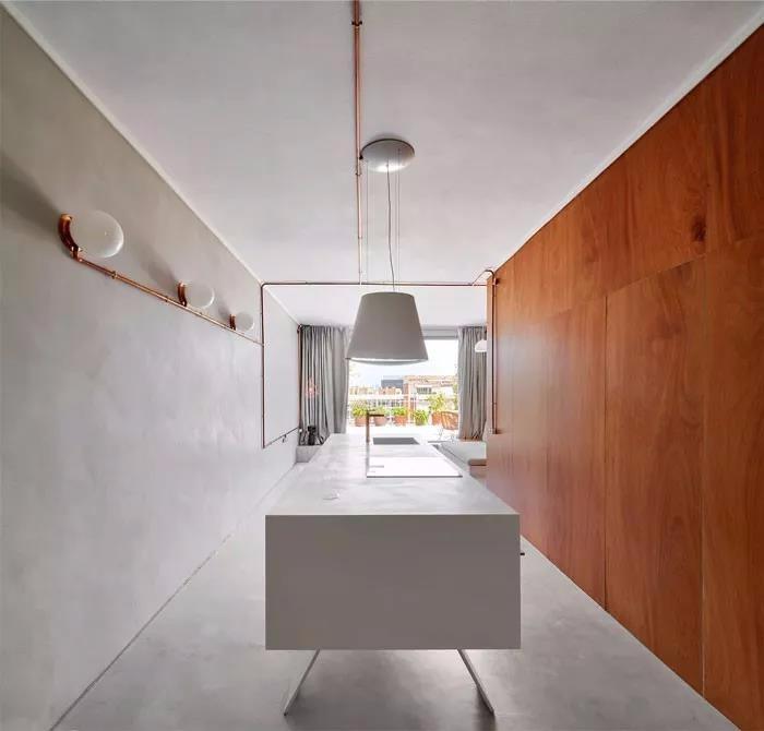工业风格一居室,繁华深处的静谧悠然11779526