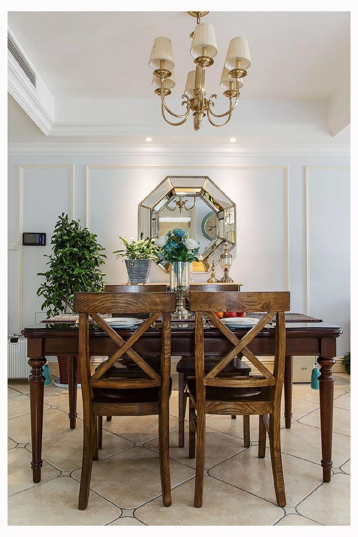 现代美式风格,客厅背景墙好洋气!11789826