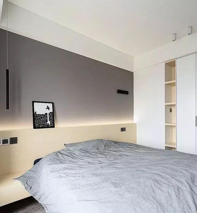 117平米现代简约风格三室两厅11812330