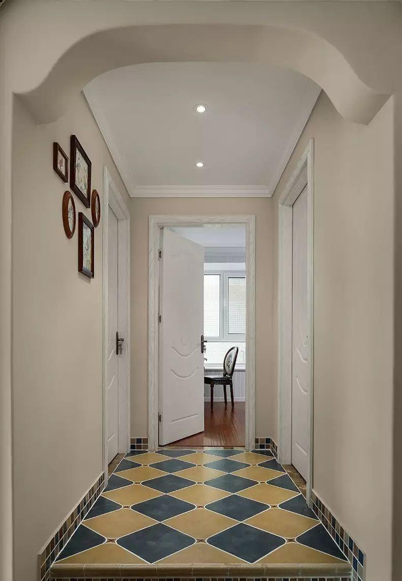 140㎡ 美式風格三室兩廳的戶型11854113