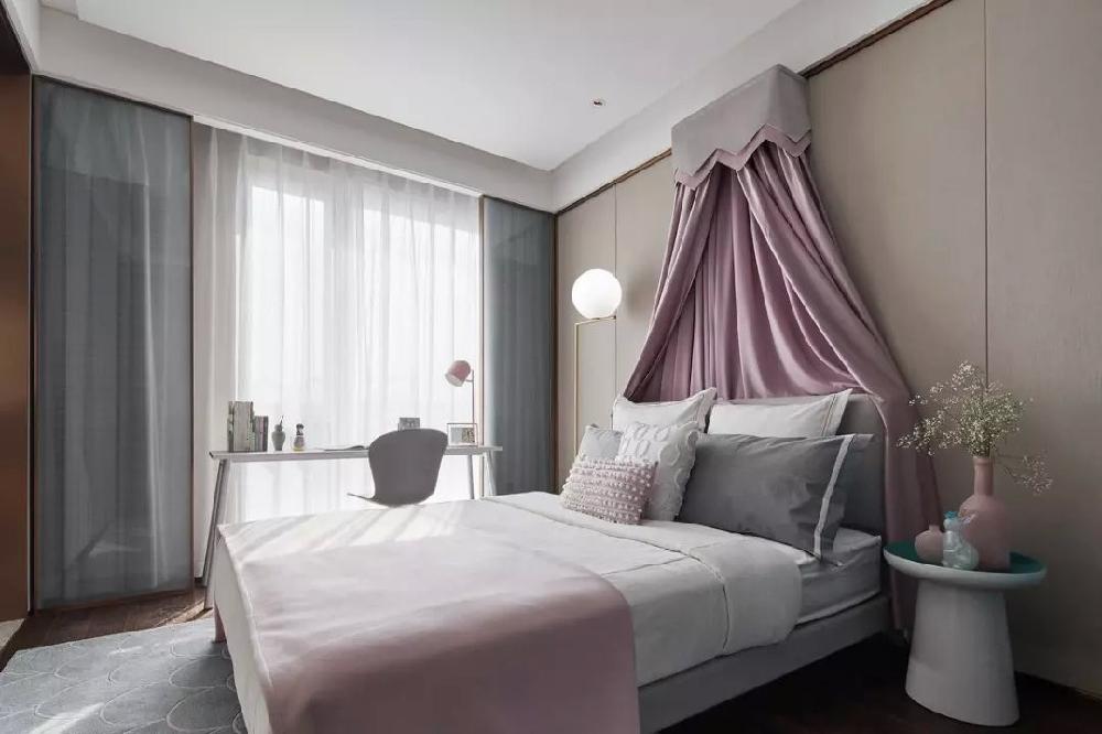 230㎡新中式风格家居装修11866361