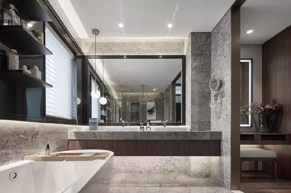 230㎡新中式風格家居裝修11866356