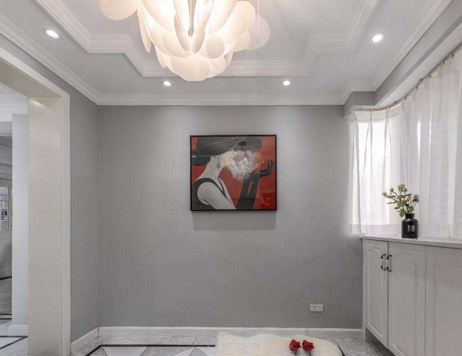 110平米法式轻奢风格新居11909914