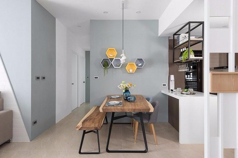 现代简约白色清新单身公寓11927565