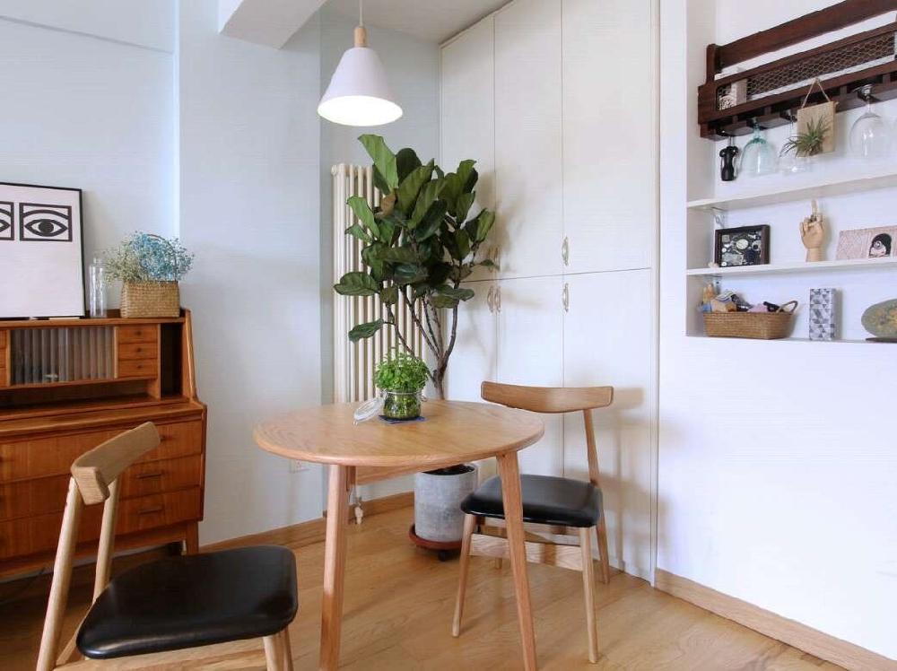 72平米的一居室,小户型的合理利用12013750