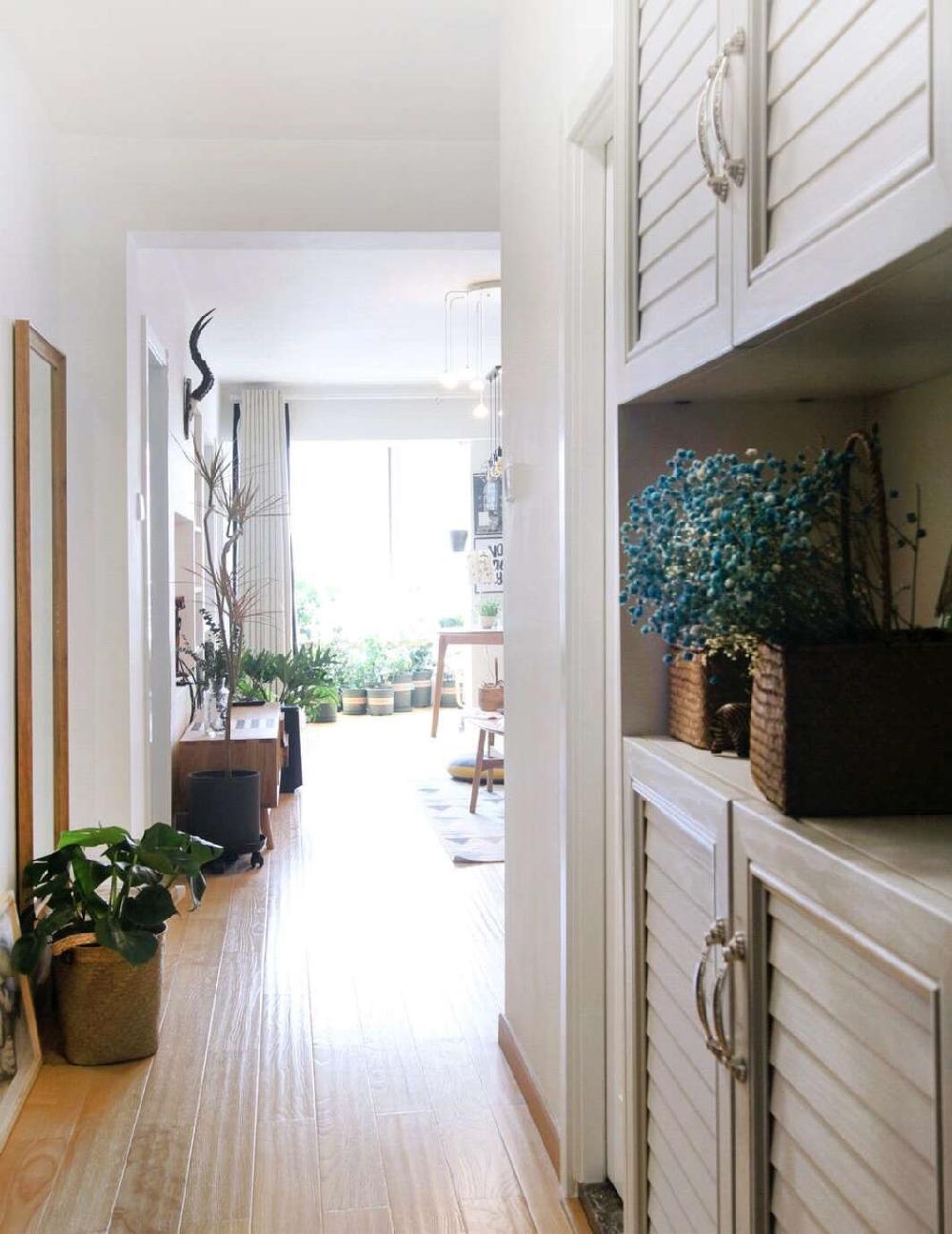 72平米的一居室,小户型的合理利用12013755