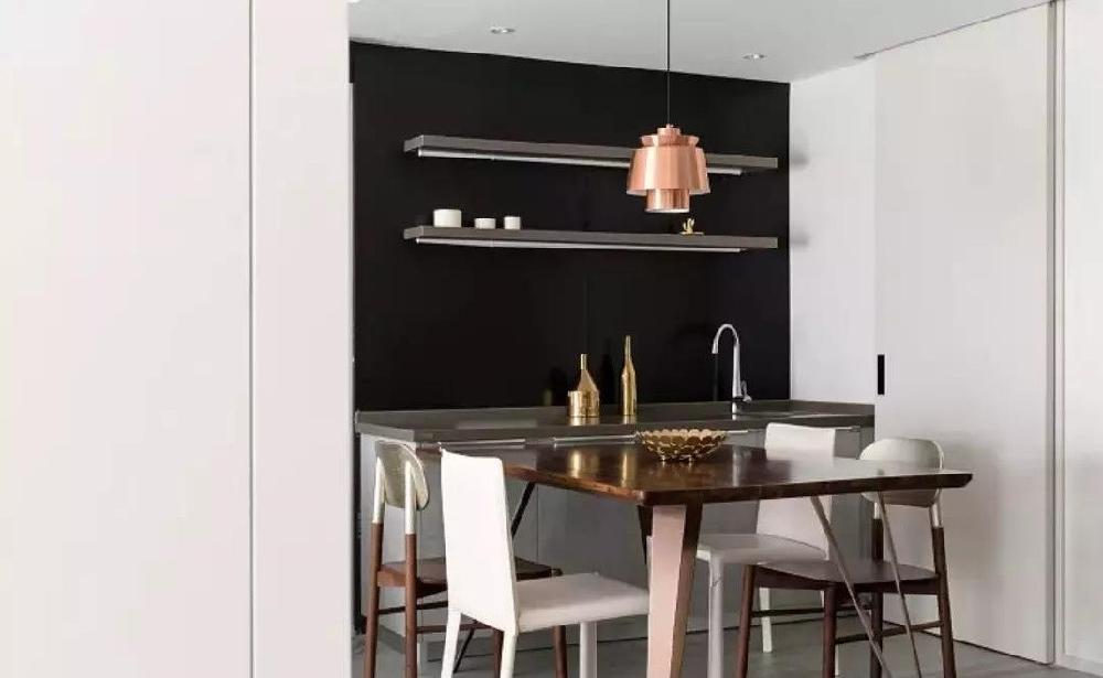 200平米简约风格喜欢电视背景墙12040604