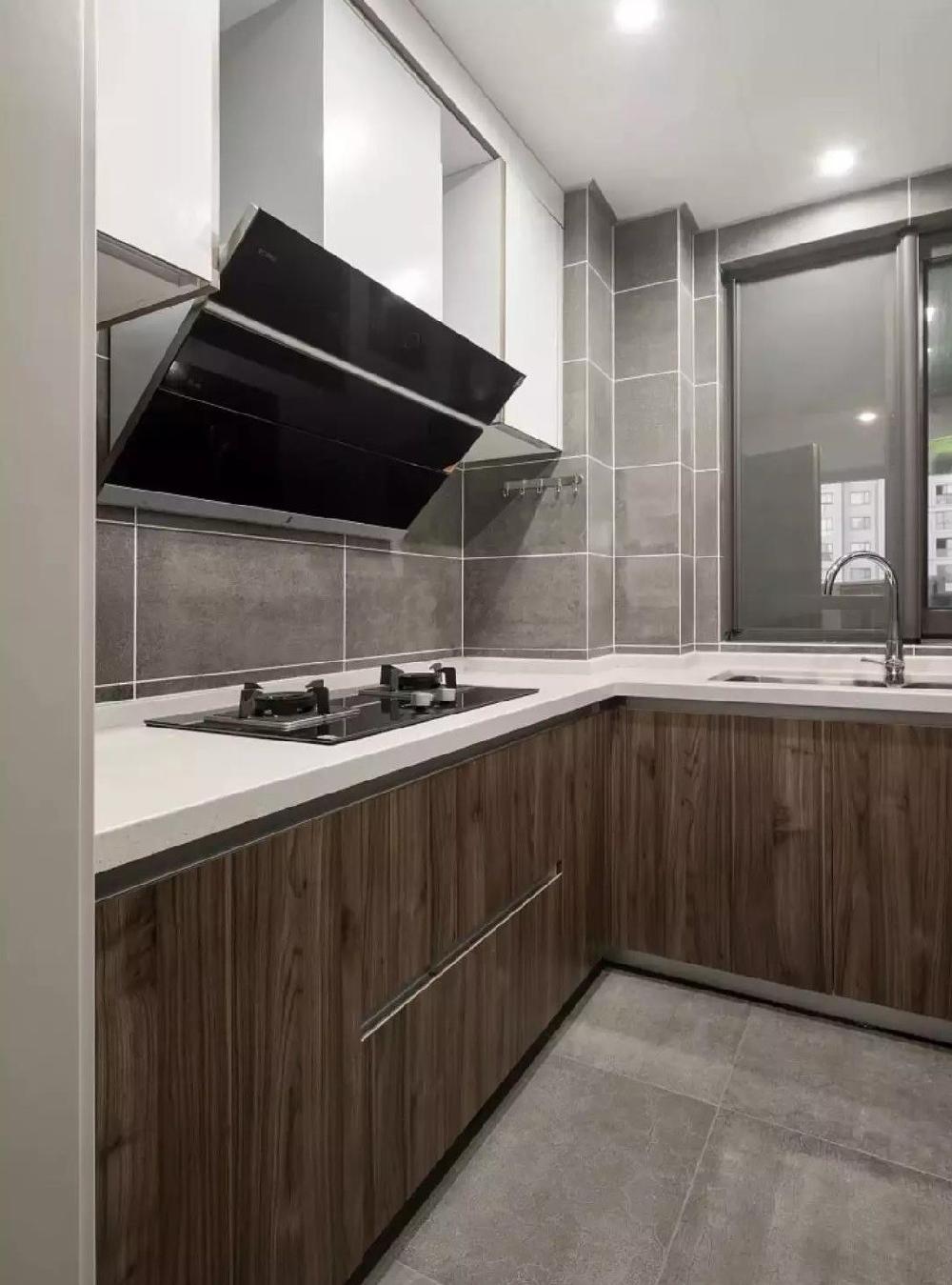 200平米简约风格喜欢电视背景墙12040603