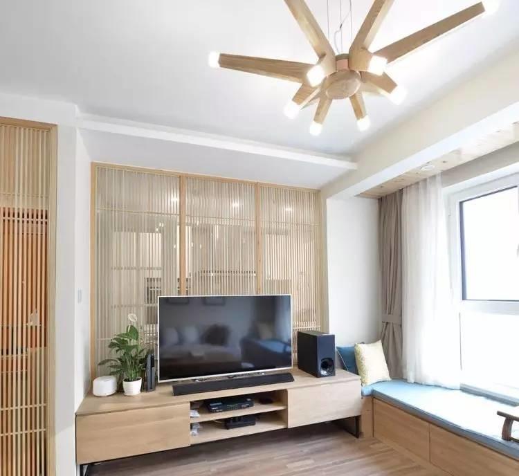78平混搭新中式婚房,實用美觀12107050