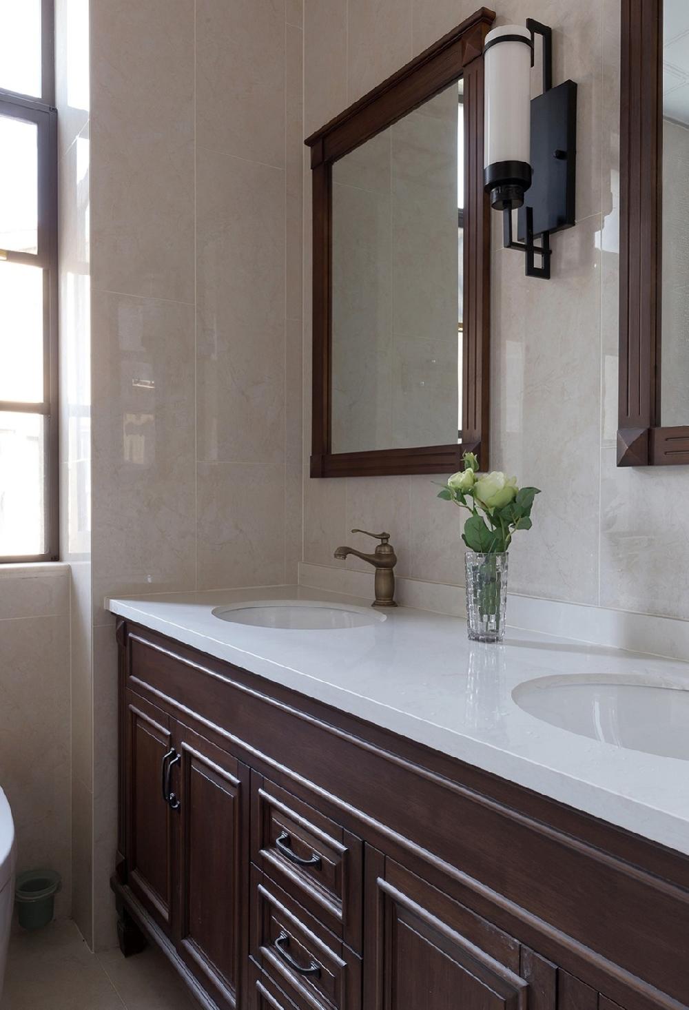 260平方中式风格设计红木家具搭配设计12234747