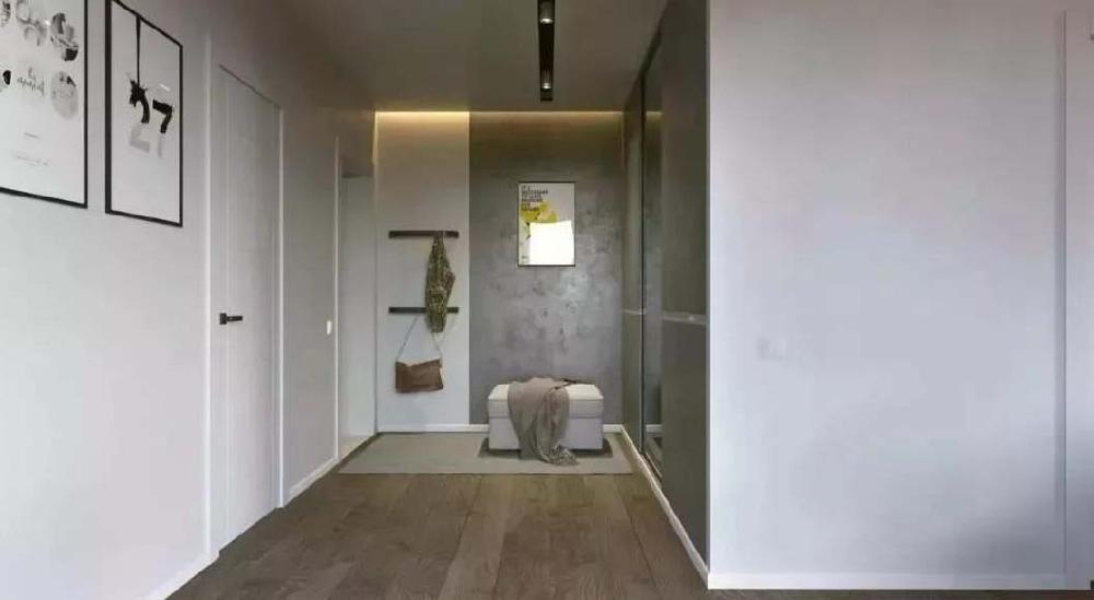 60平米北欧风格一室一厅12546519