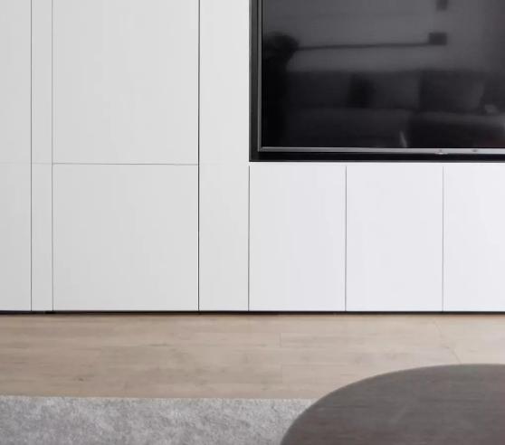 简约风小户型 电视背景墙的设计太实用了12616094