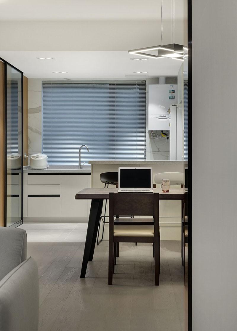 150平四居室大平层现代风格家12632540