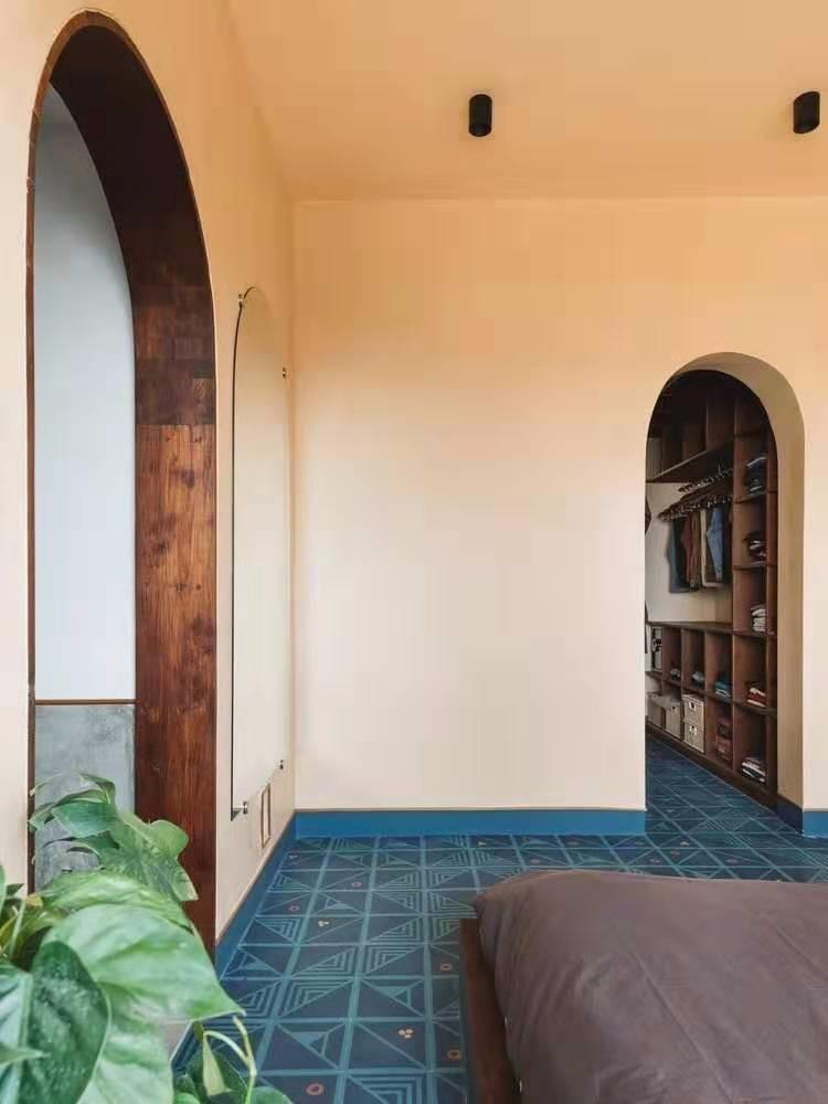 67平一室一廳 水泥和木頭也締造時尚住宅12745691
