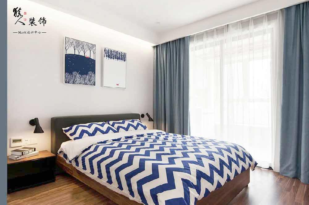 简约欧式风格二居室,拥抱初晴的暖阳12743416
