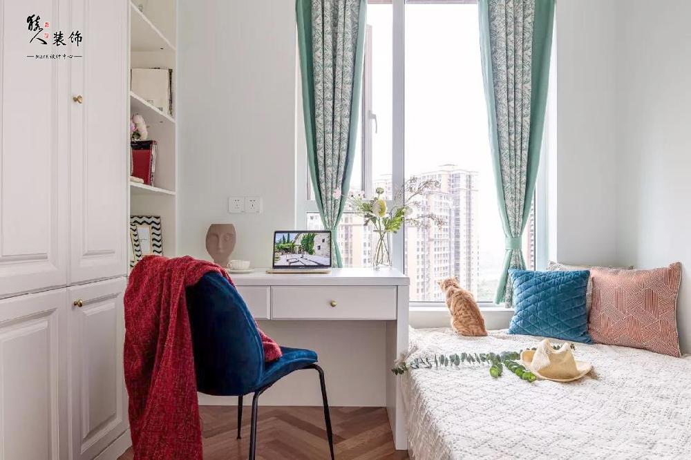 70平法式兩居,輕奢、復古、現代元素13262144