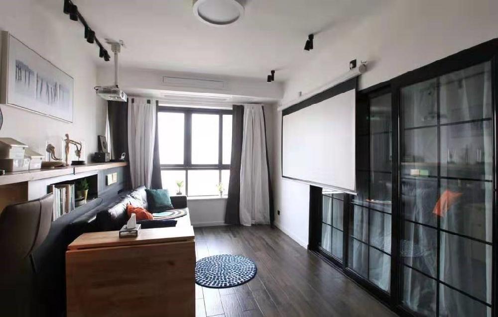 54平米的一居室,北欧风格13244852