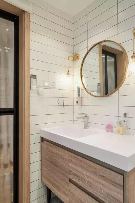 86㎡现代两室一厅设计13300655