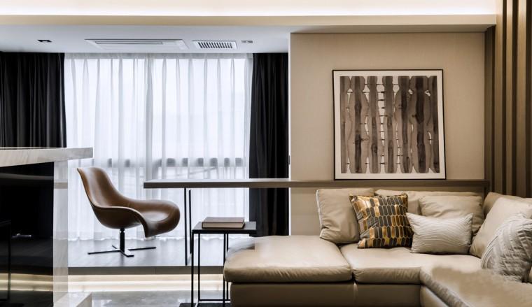 60平方充滿輕盈簡潔的公寓13603472