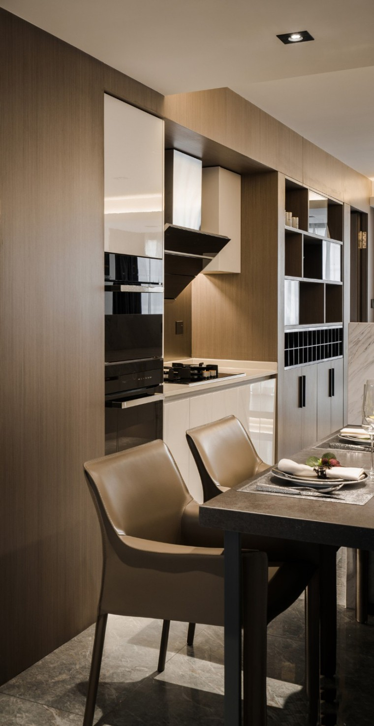 60平方充滿輕盈簡潔的公寓13603470