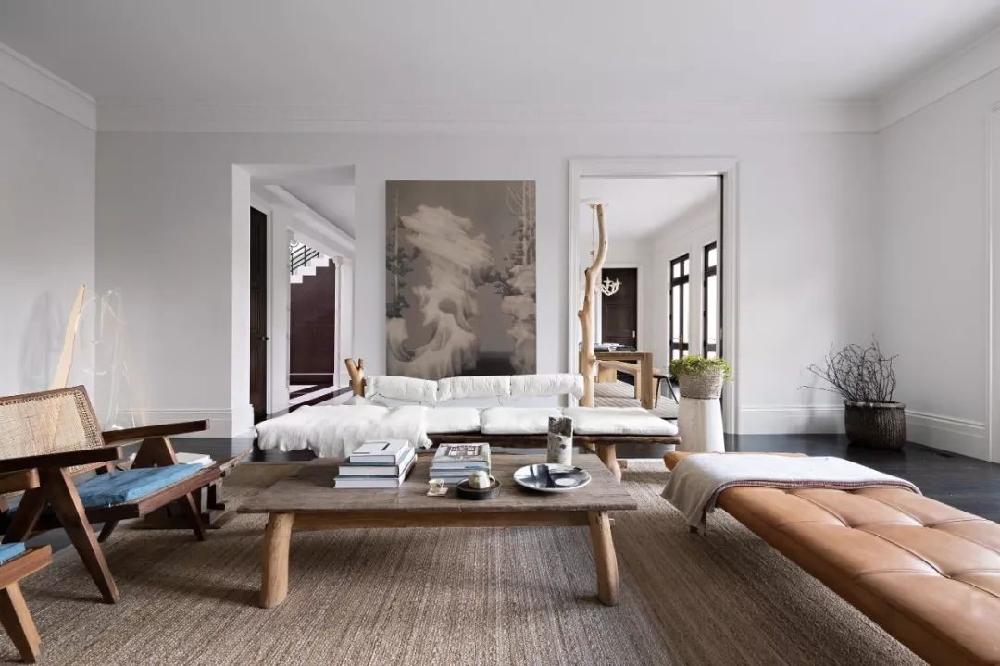 多伦多顶级私宅,侘静清寂的简朴生活13716733