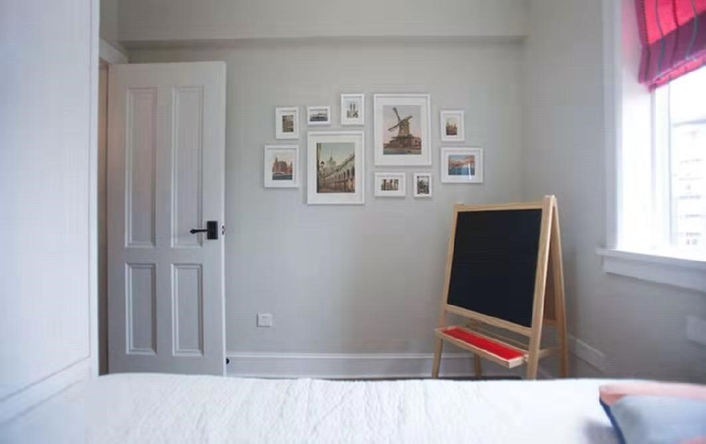 52平米的二居室,美式风13876349