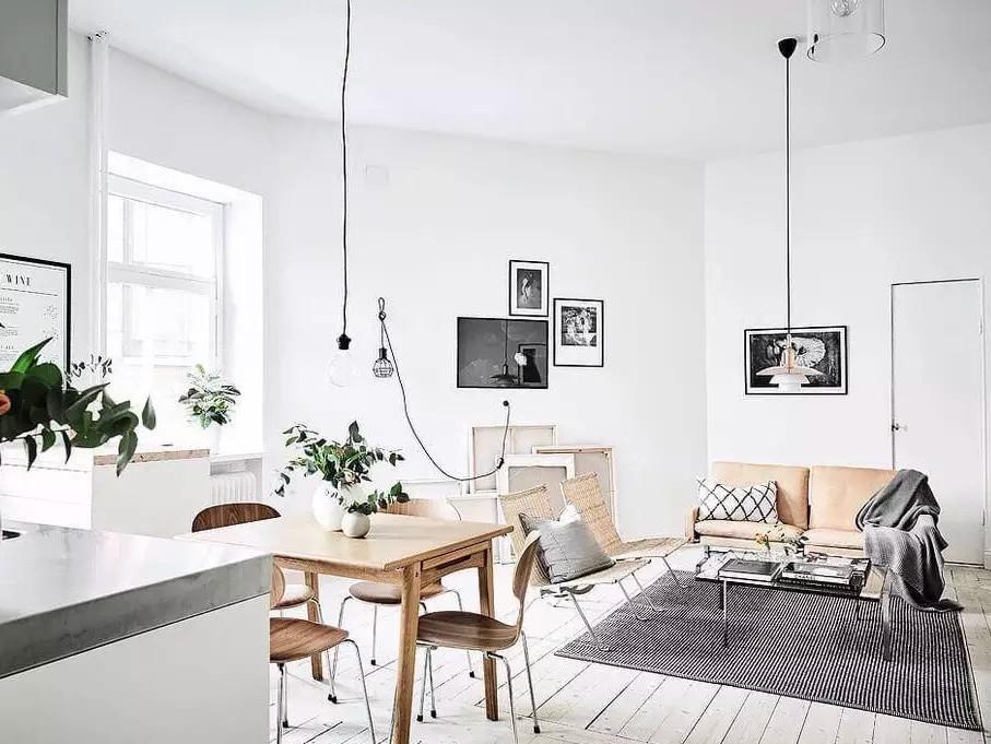 北歐冷淡風單身公寓,個人的舒適空間14010073