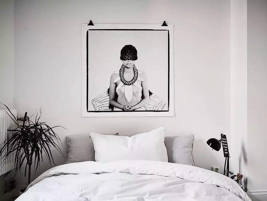 北欧冷淡风单身公寓,个人的舒适空间14010078