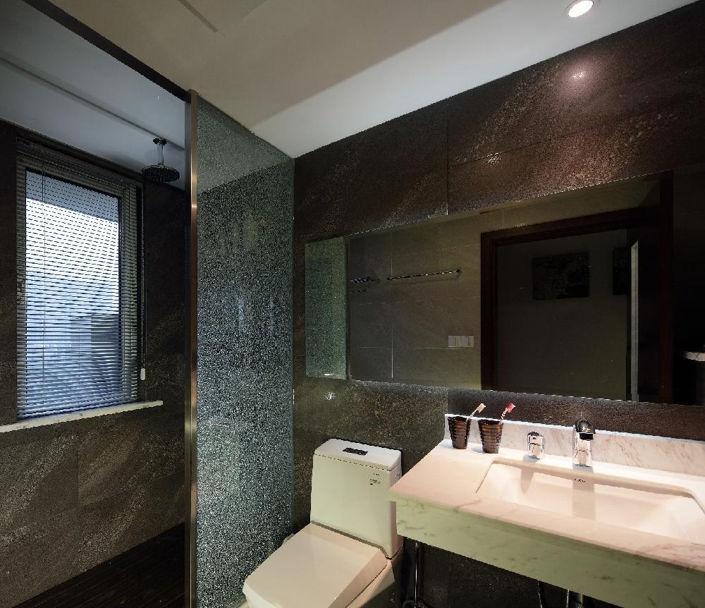 现代中式跃层公寓-4室2厅3卫-150㎡14088968